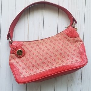 Dooney & Bourke Red Purse